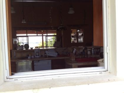 View through the Window