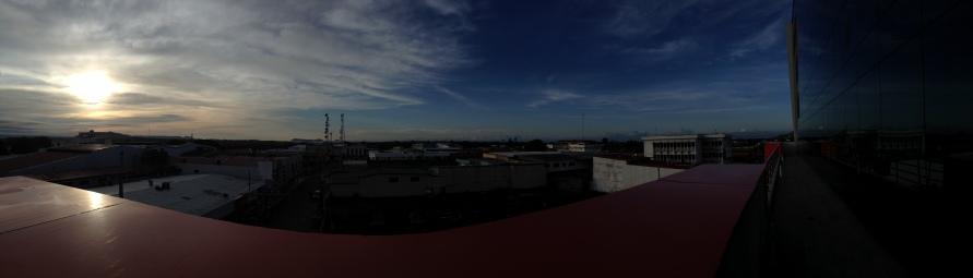 Dusky Skyline of David