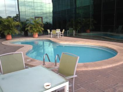 Pool at Ciudad de David