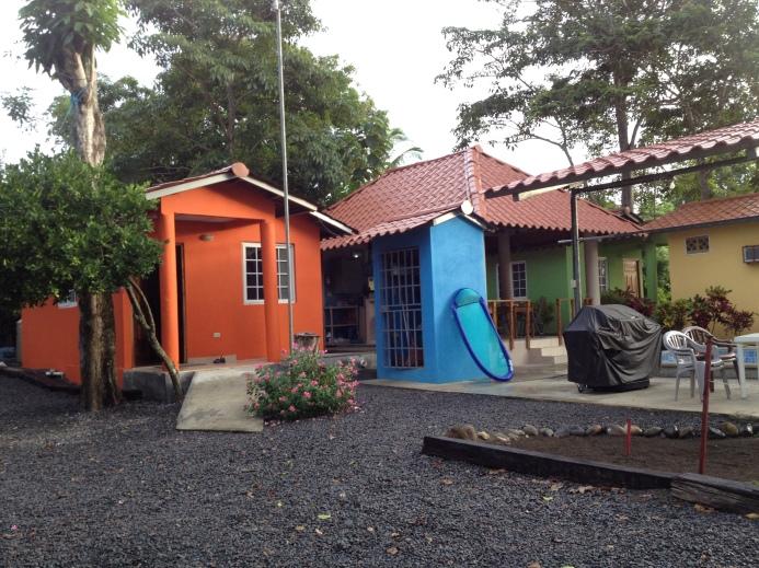 Grounds of Tsunami Inn