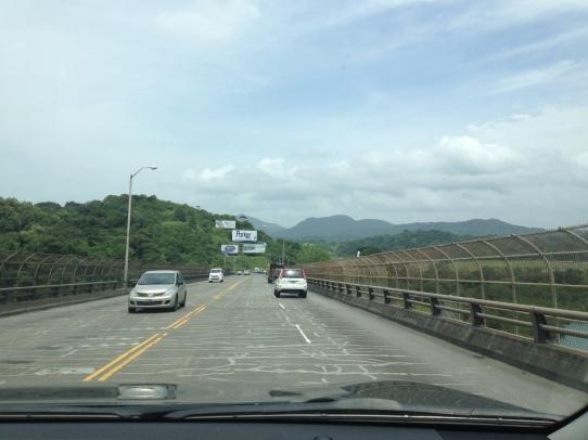 Crossing the Bridge over Gulf