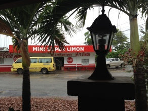 Mini Mart Across the Street