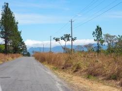 Entry of Caldera Road