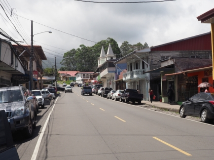 Boquete Main Street