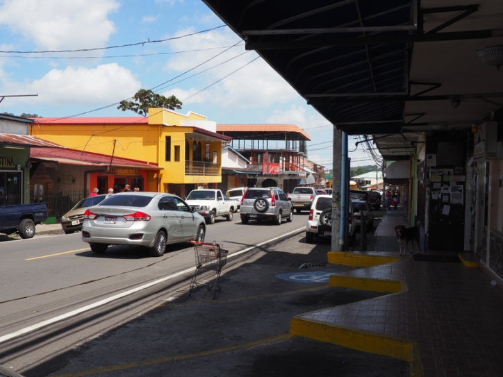 Main Street of Boquete