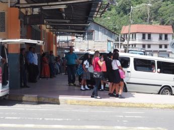 Main Taxi Stop Boquete, Panama