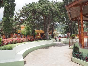 Central Square Bajo Boquete