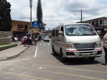 Bus Stop Boquete