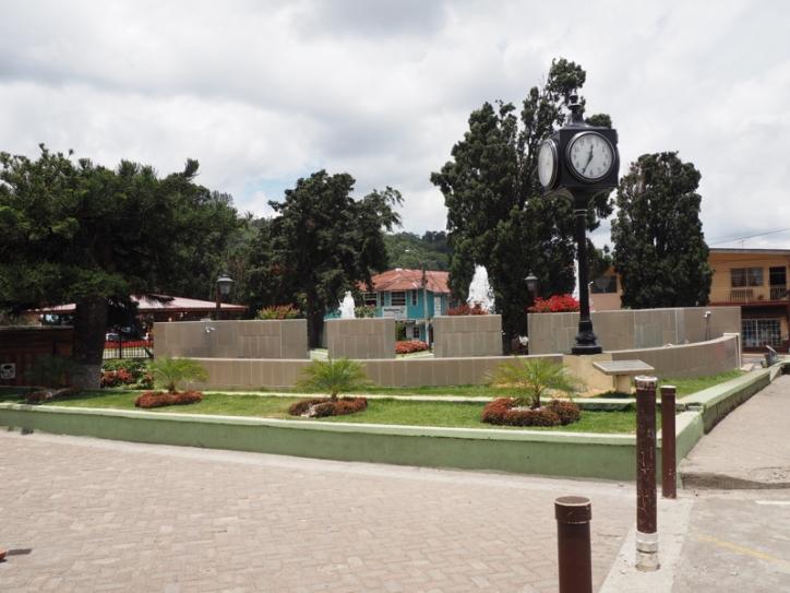 Picture of Boquete Square