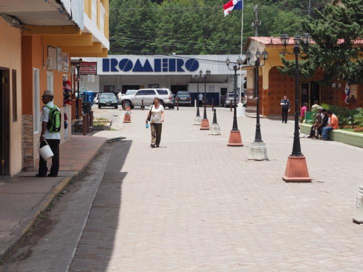 Romero, Boquete, Panama
