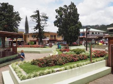Town Square View Boquete Panama