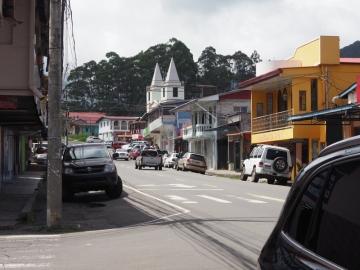 Main Street Boquete