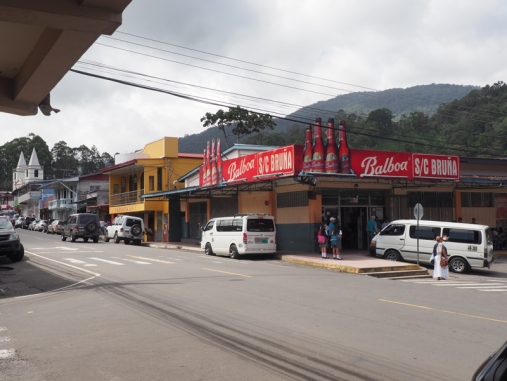 Popular corner in town