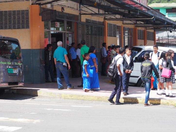 People of Boquete