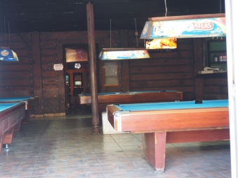 Boquete Pool Hall